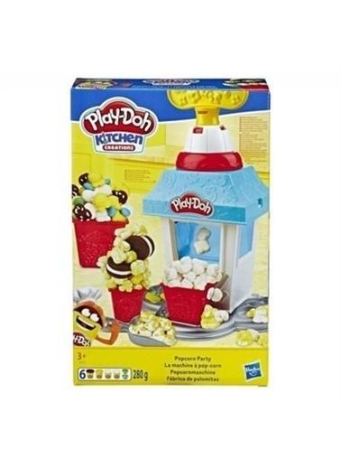 Hasbro E5110 Play-Doh Patlamış Mısır Partisi / +3 Yaş Renkli